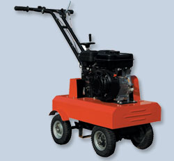 curb painting machine